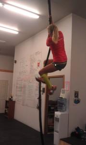 Working my way up